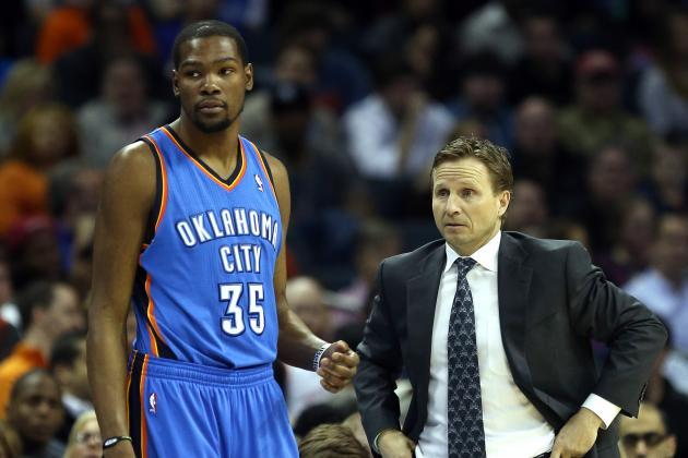 Oklahoma City Thunder Notebook: Scott Brooks Says OKC Has Added Nuances