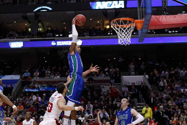 Florida Gulf Coast and Dunk City Highlight of the 2013 NCAA Tournament so Far