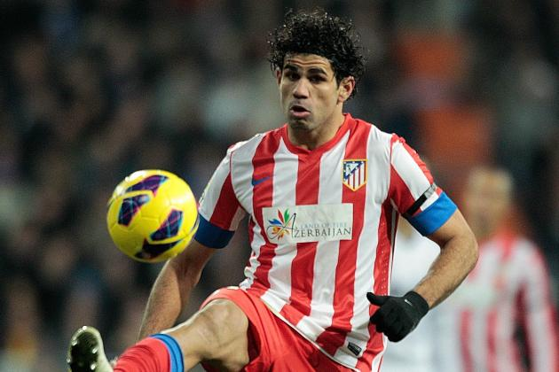 Arsenal in for Diego Costa?