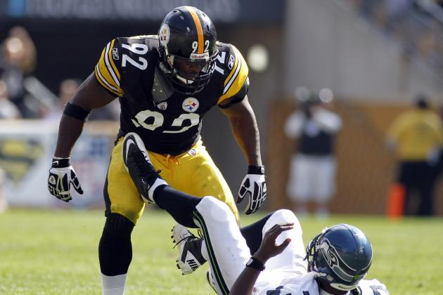 Why James Harrison Isn't Finished in the NFL Just Yet