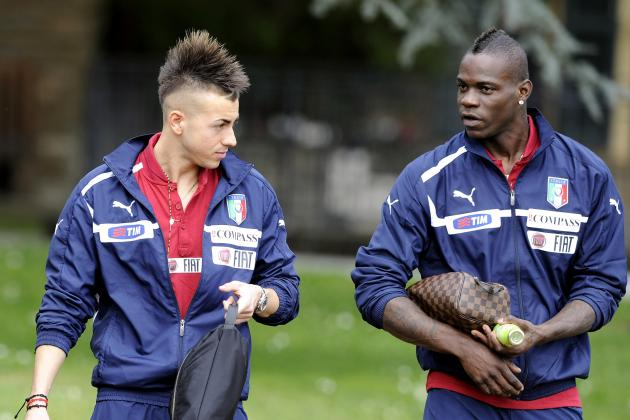 El Shaarawy: Balotelli and I Have a Great Partnership