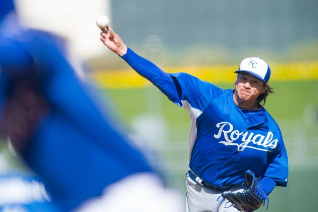 Luis Mendoza Named Royals Fifth Starter, Creating a Logjam in Bullpen