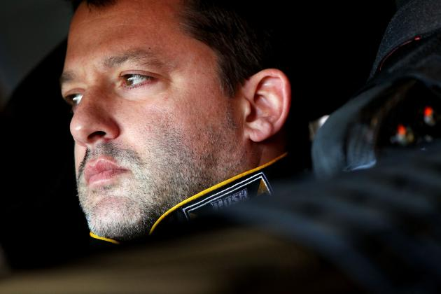 Tony Stewart Won't Be Penalized by NASCAR for Altercation with Joey Logano