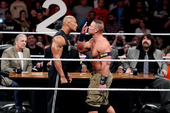 Cena and Rock Victims of Second to Last Raw Before PPV Plus Cena Turning Heel?