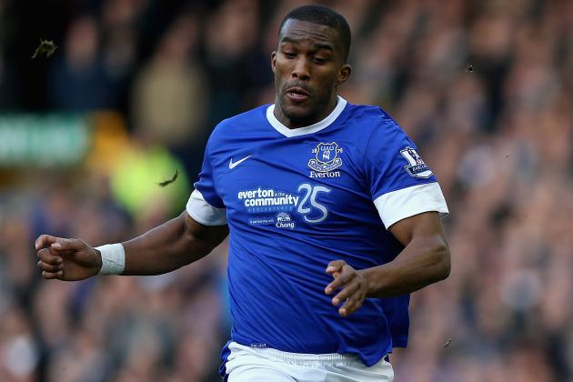 Everton's Sylvain Distin Happy Without International Recognition