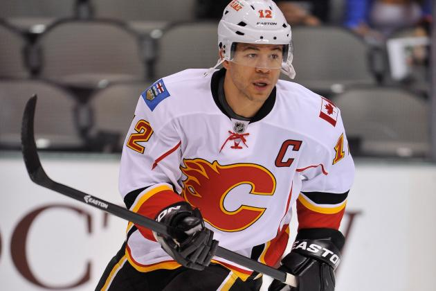 NHL Trade Rumors: Analyzing What Bruins Could Offer Flames for Jarome Iginla