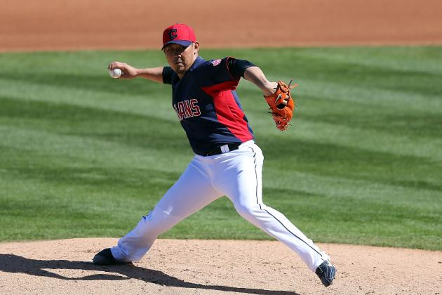 Indians Re-Sign Matsuzaka, Capps
