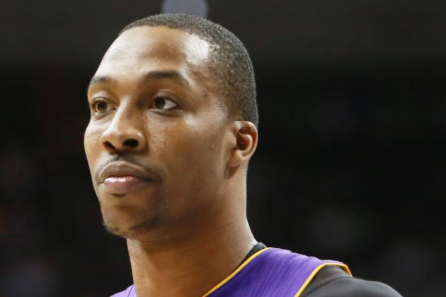 Dwight Howard on David Lee's Chin Music: 'I'll Remember This Game'