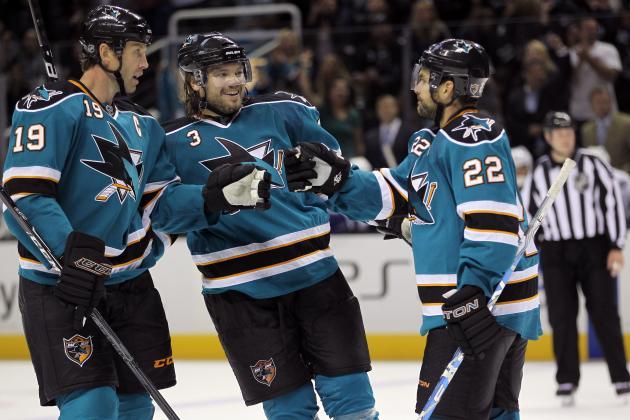 Sharks React to Murray Trade