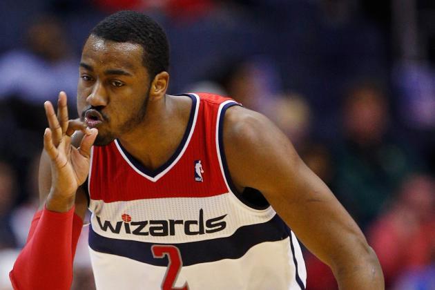 John Wall's Bright Future Paves Way for Washington Wizards Turnaround