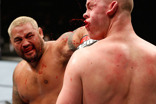 New Research Shows MMA Fighters Have Higher Risk of Brain Damage