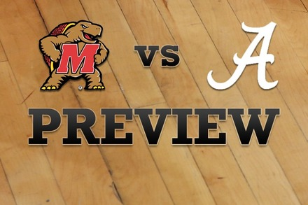 Maryland vs. Alabama: Full Game Preview