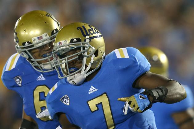 S Tevin McDonald, Three Others No Longer with UCLA Football Team