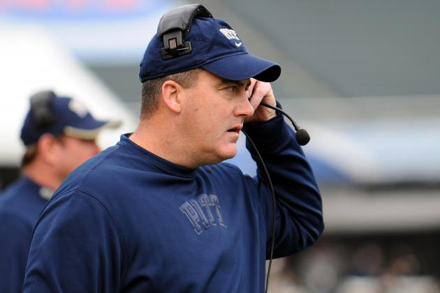 Chryst Critical of Panthers' Effort