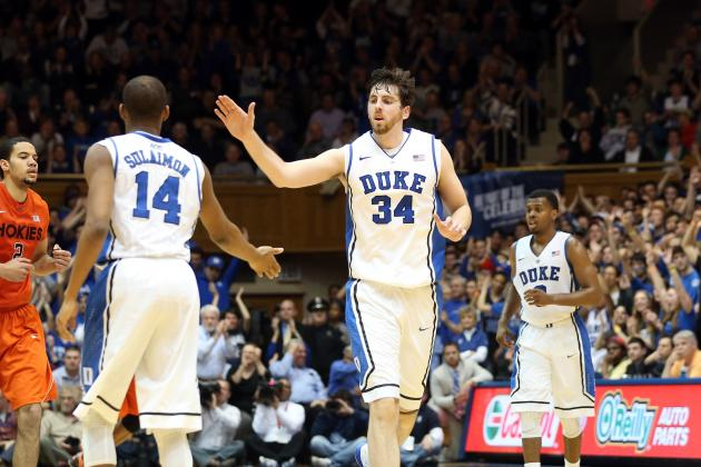 Duke Basketball: What Can the Blue Devils Expect from Ryan Kelly?