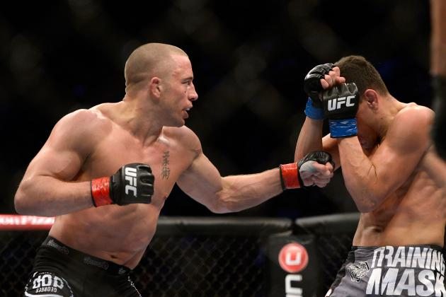 GSP's Coach: The Champ May Only Have Two or Three Fights Left in Him