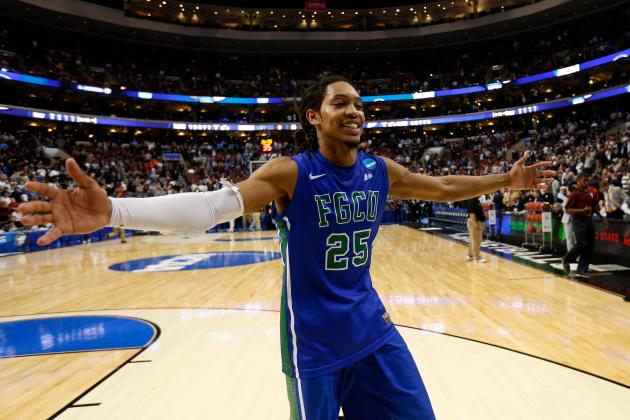Sweet 16 Bracket: Teams on Biggest Upset Alert