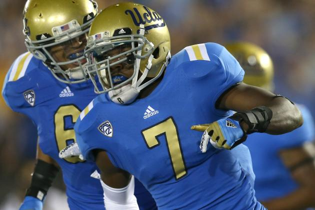 UCLA Football: Tevin McDonald Released from the Team