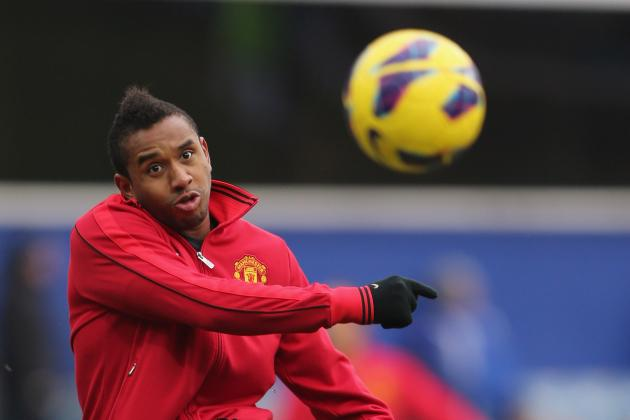 Why Anderson Has Been Manchester United's Biggest Disappointment so Far in 2013