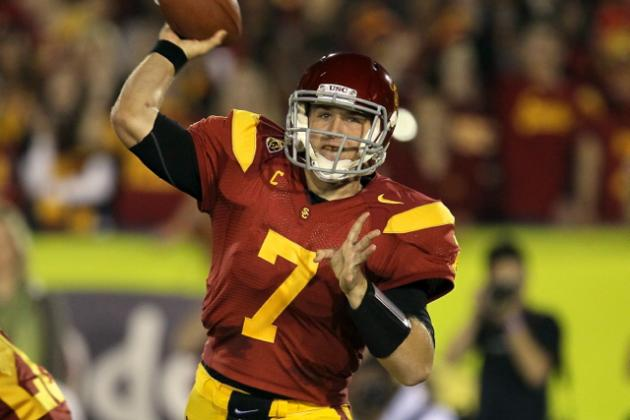 USC Football: What Scouts Need to See from Matt Barkley at QB's Pro Day
