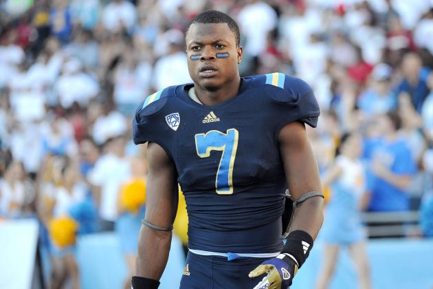 UCLA Football: Tevin McDonald Dismissed from Bruins