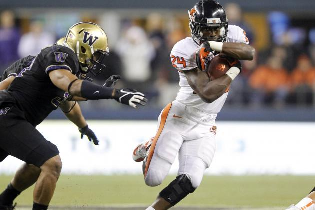 Oregon State Spring Football Preview: Running Backs