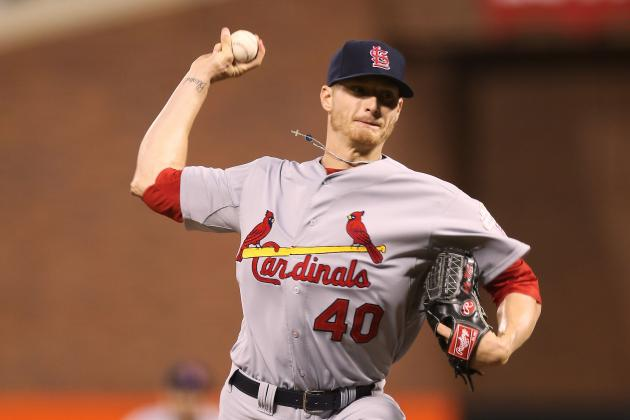 How Shelby Miller Winning a Rotation Spot Shakes Up NL Rookie of the Year Odds