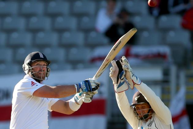Prior Earns England Thrilling Draw
