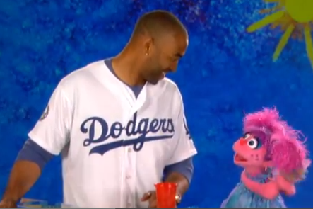 Watch: Kemp to Appear on 'Sesame Street'