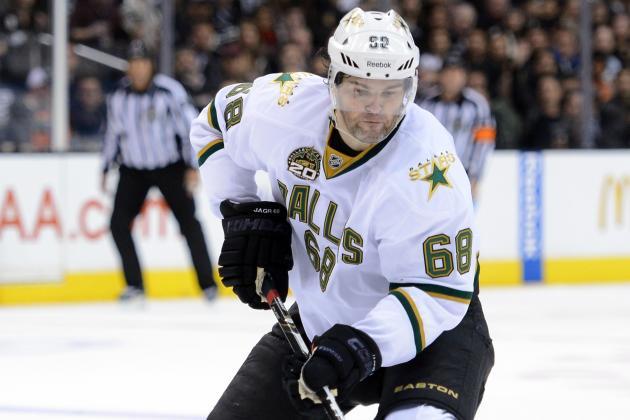 NHL Rumors: Jarome Iginla, Jaromir Jagr and More Buzz Around the League