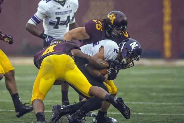 Gophers Look to Spring Practice to Fill Holes at Linebacker, Cornerback