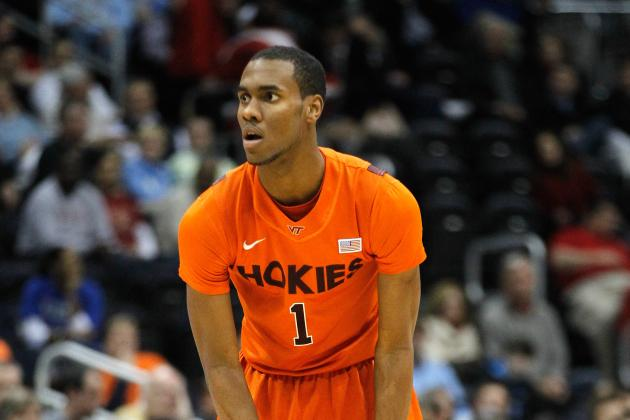 Robert Brown to Leave Virginia Tech Basketball Team