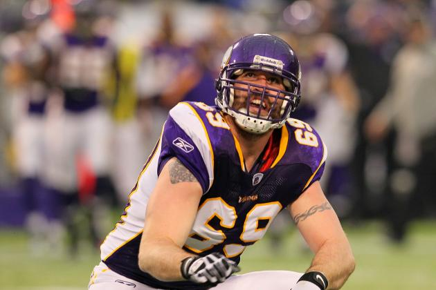 Sources: Vikings Star End Jared Allen Also Underwent Knee Surgery