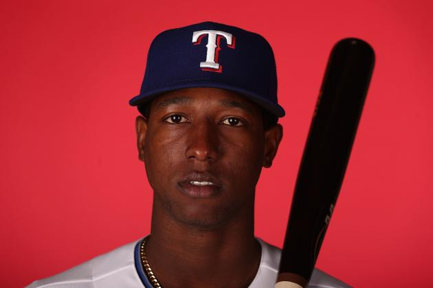 Top Prospect Jurickson Profar Sent to Minors by Rangers