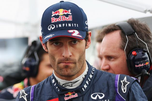 Fuming Webber Goes Surfing to Cool off