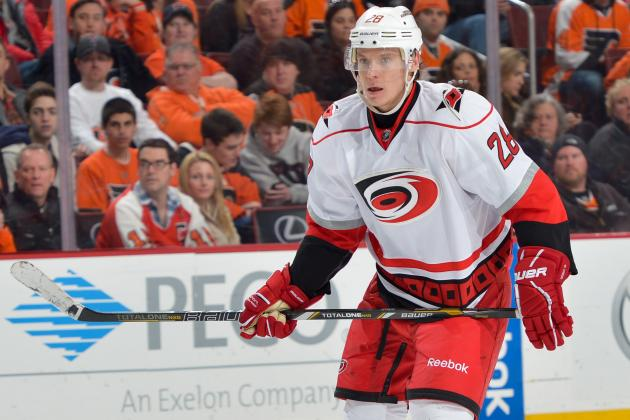 How Will Alex Semin's Huge New Contract with Hurricanes Impact NHL Free Agency?