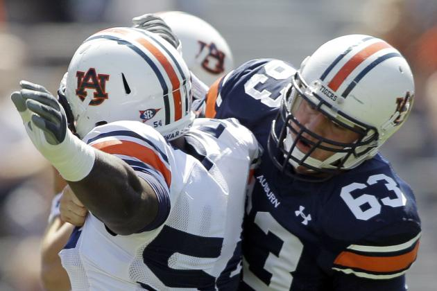 Auburn's Blake Burgess Officially Leaves Team, Plans to Graduate in May