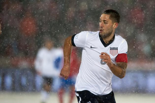 Mexico vs. USA: Impact Players to Watch for in 2014 World Cup Qualifier