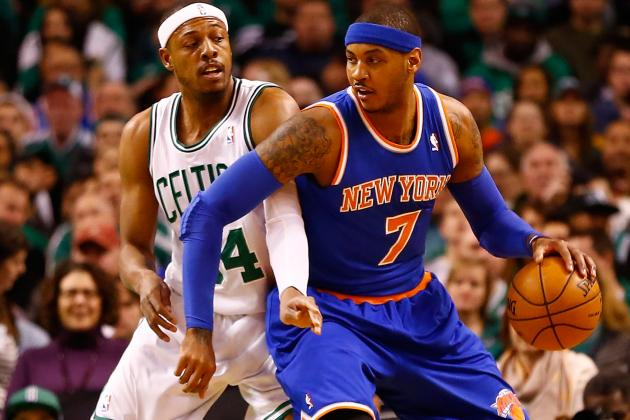 NY Knicks Will Still Live and Die with Carmelo Anthony