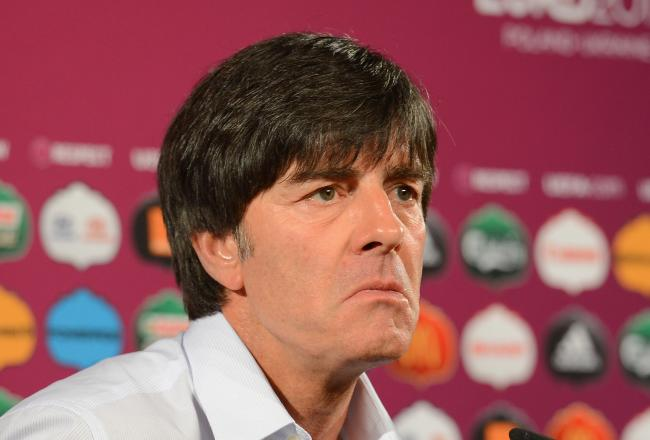 Löw is not happy