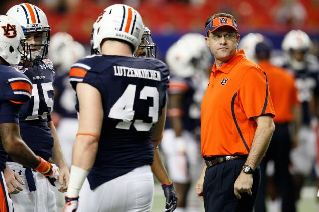 Full Speed Ahead: Gus Malzahn Enters Spring with Open Mind