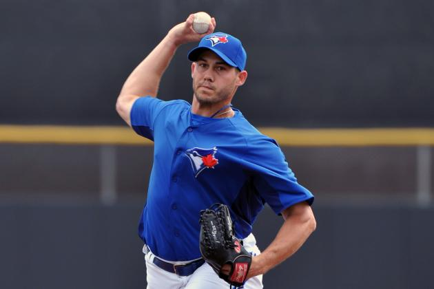 3 Shoulder Surgeries (and 5 Years) Later, McGowan Could Help Blue Jays