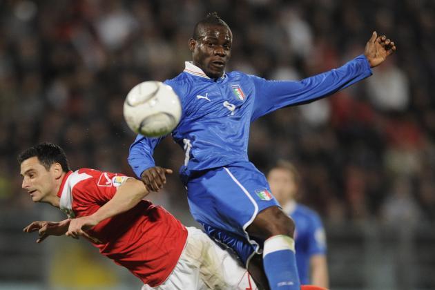 Balotelli Brace Conquers Malta
