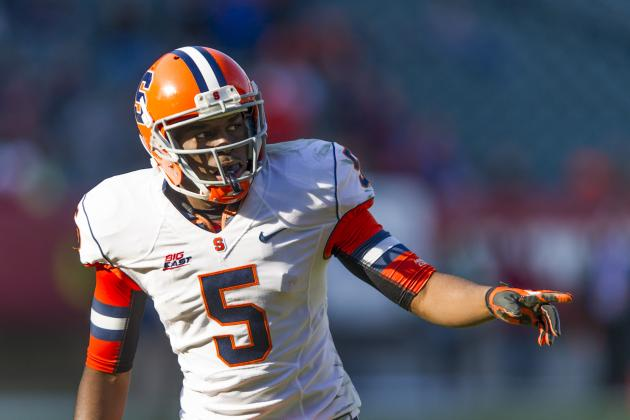 Breaking Down Syracuse's Marcus Sales as a Sleeper Pick for the Buffalo Bills