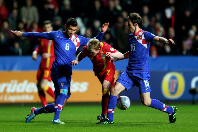Croatia Beats Wales 2-1 in World Cup Qualifier