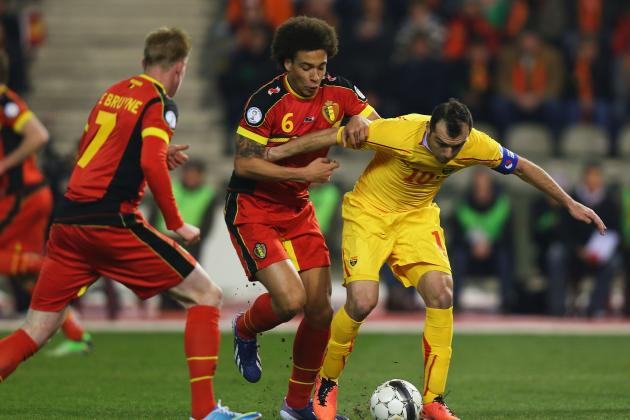 Eden Hazard Strike Gives Belgium 1-0 Win over Macedonia in WCQ