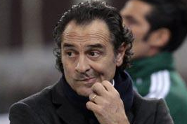Prandelli: 'Thanks to Buffon'