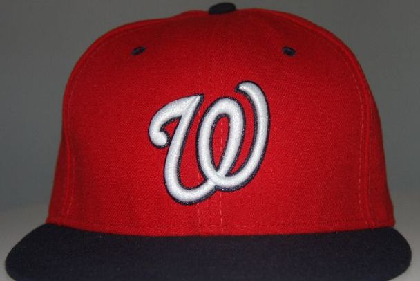 Nats Unveil New Alternate Hat