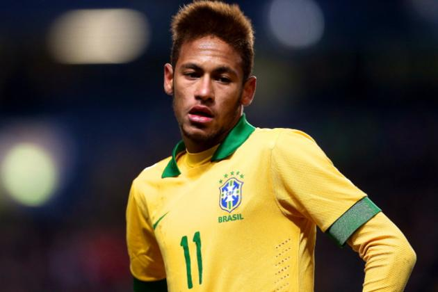 Barton: Neymar the 'Justin Bieber' of WF