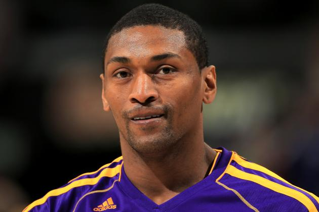 Metta World Peace Seeking a Contract Extension from the Lakers